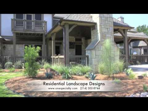 Landscape Design Park Cities