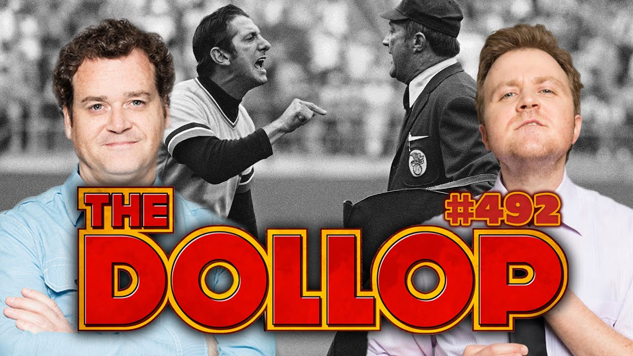 Billy Martin Pt. 2 | The Dollop Episode #491!