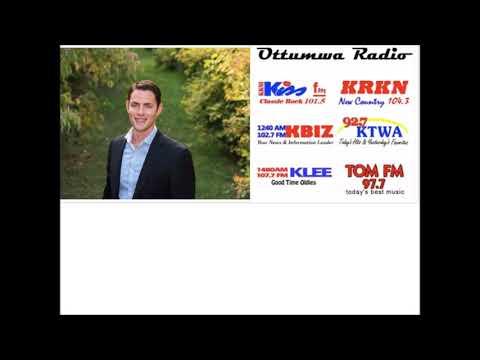 Blake A. Smith Interview: Iowa Politics, U.S. Economy and more