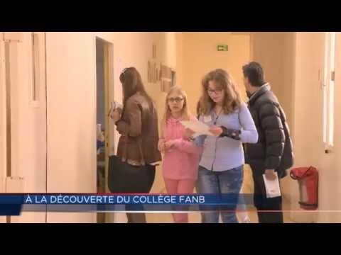 Portes ouvertes au collège FANB de Monaco
