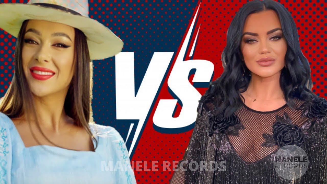 Vlăduța Lupău VS Carmen de la Sălciua | MANELE NOI 2020 (COLAJ VIDEO)