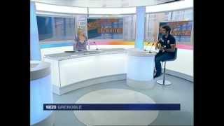 Lull - Clocks (Live France 3)