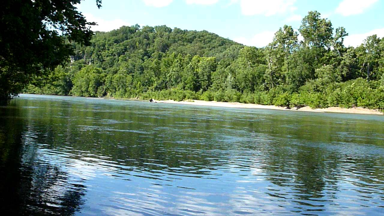 Fishing the gasconade river youtube for Mo fishing license