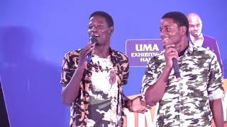 Alex Muhangi Comedy Store July 2019 - Soyi Soyi Intro (Maulana & Reign)