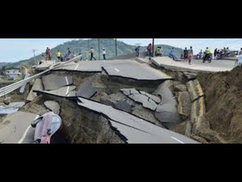 """Breaking """"Strong Mega 6.3 Quake Rocks Argentina Drake Passage"""""""