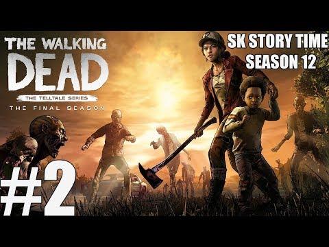 Walking Dead: The Final Season – Episode 2 [FULL GAME/WALKTHROUGH] | SK Story Time
