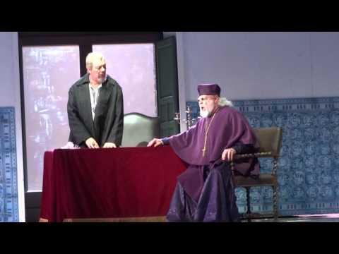 """La Scala 04.02.2017 - Verdi: DON CARLO - """"Il Grand' Inquisitor..."""""""