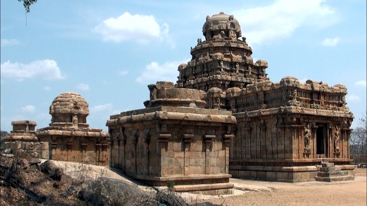 Vijayalayacholeswara & Cave Temples, Narthamalai