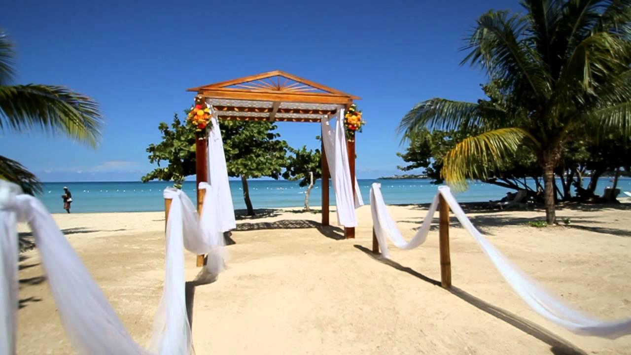 S Negril Beach Wedding