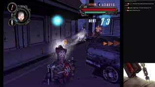 A bad playthrough of a good game: Gungrave