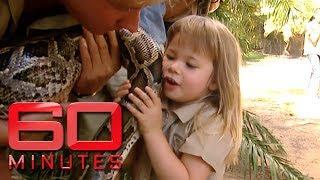 Steve Irwin on how much he loves Bindi | 60 Minutes Australia