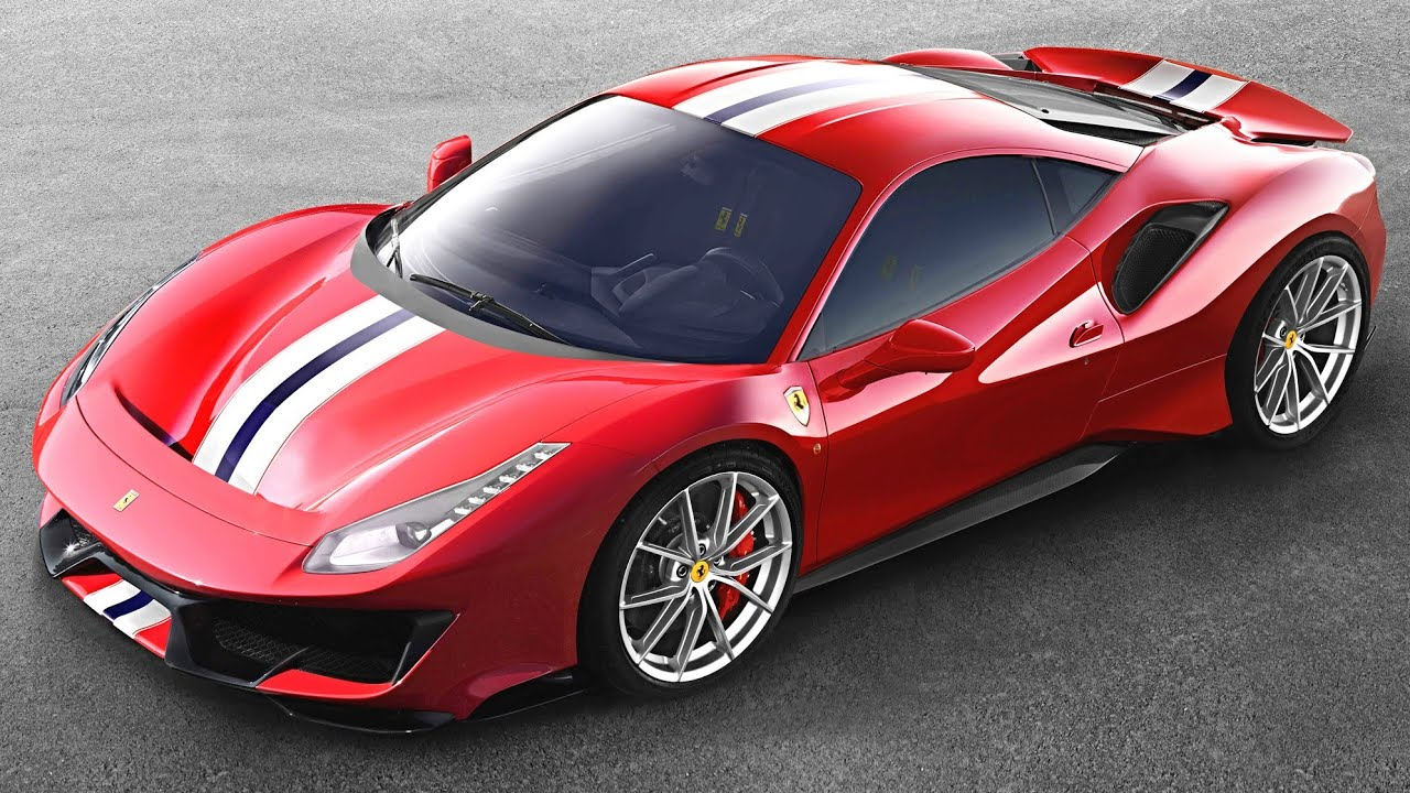 2019 ferrari 488 gtb pista  interior  exterior   u2013 first look