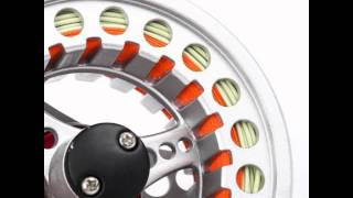 maxcatch 5 6wt 7 8wt fly reel combo silver blc pre spooled fly fishing reel fly line