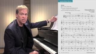 Unit 8: Music Theory (Greensleeves)