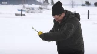 Риболовля у Фінляндії - Віллі Хаапасало рибалить - Котка і Хаміна / Ville Haapasalo pilkillä