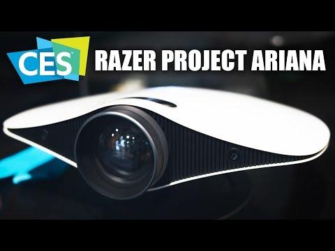 CES 2017: Razer