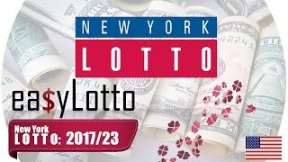 NY LOTTO numbers March 22 2017 🍀