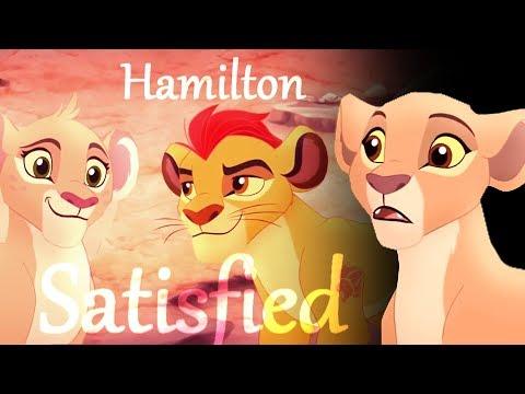 Hamilton - satisfied [TLG]