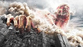 Атака Титанов. Фильм первый: Жестокий мир — Русский трейлер (2015)