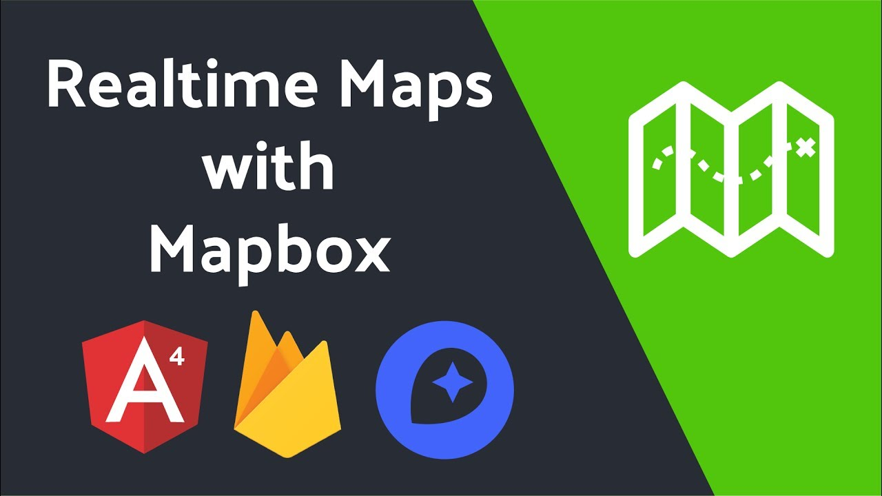 Realtime Maps with Mapbox + Firebase + Angular