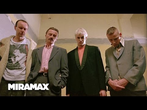 Trainspotting - The Plan