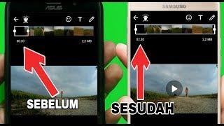Download Video Cara Membuat Status WhatsApp Di Atas 30 Detik MP3 3GP MP4