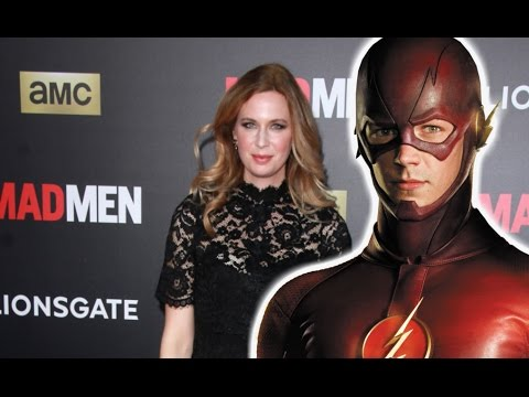 New Flash Character! Who Is Tracey Brand Anne Dudek In The Flash Season 3 Explained!