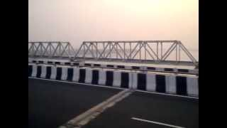 koshi mahasetu bridge on koshi river