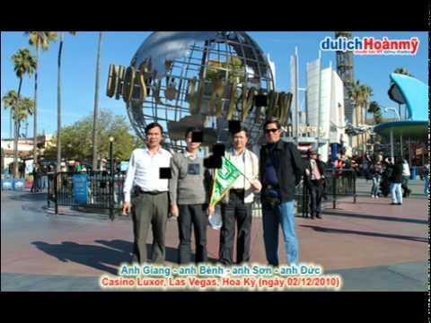 Du lịch Mỹ (Hoa Kỳ - T11/2011)
