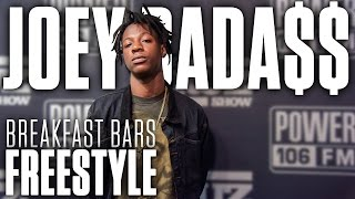 Joey Bada$$ Freestyles Over Classic 2Pac Beats