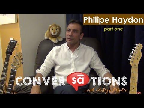 Musical journey of Philipe Haydon || part 1 | converSAtions || S04 E03