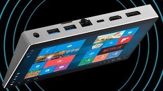 Мини-ПК Ockel Sirius A: миниатюрный PC на Windows 10 с экраном и батареей - карманный ПК - Indiegogo