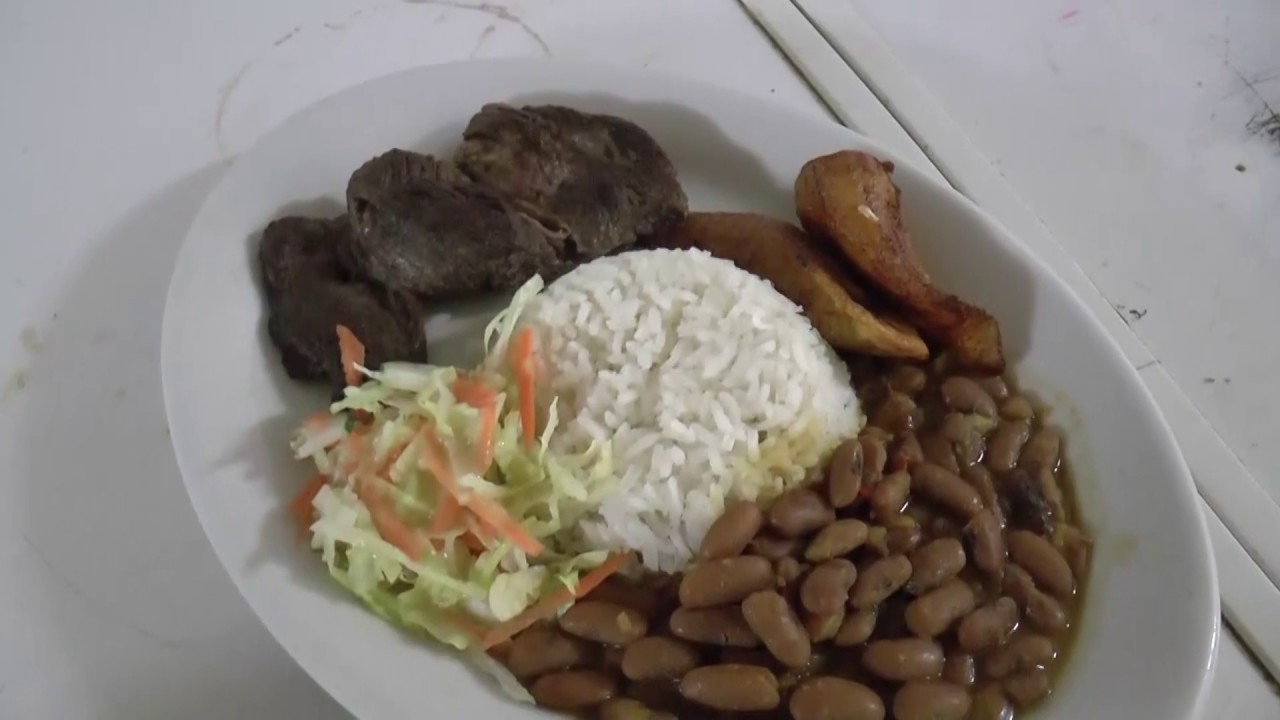 Viejo valerio a la vanguardia en comida santandereana for Comida vanguardia