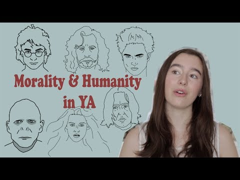 Why YA Novels Lack Meaning - A look into morality and humanity