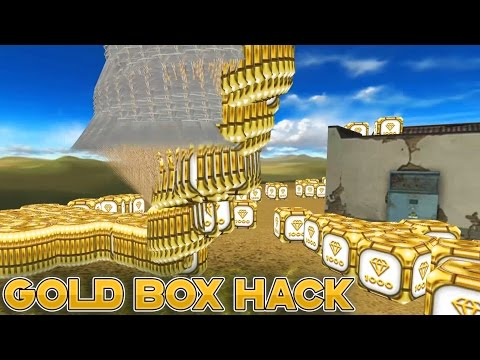 Tanki Online INSANE Gold Box Dropping TOOL!! +Download