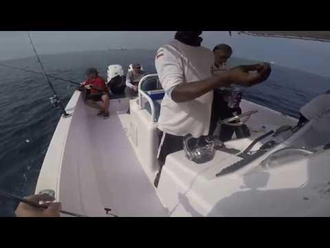 24-9-2016 Fishing trip for Mahi Mahi in Arabian Sea part 12