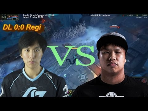 DoubleLift vs Reginald 1v1
