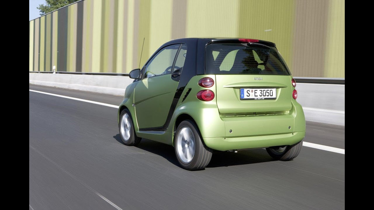 What happens when you fart inside a smart car?