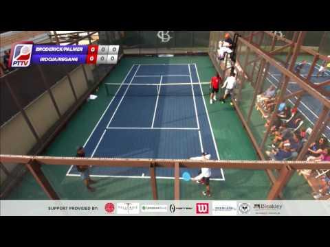 Paddle Tennis Atlantic Classic Final