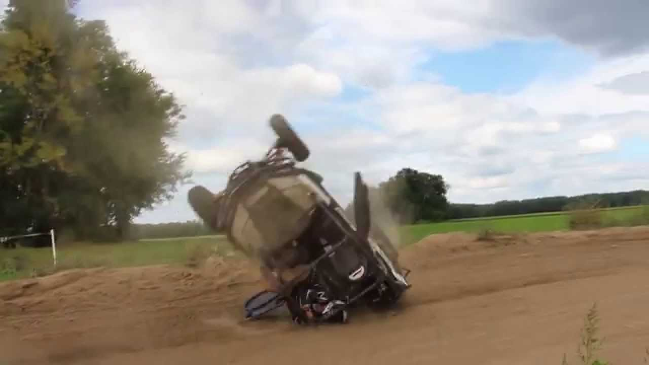Insane Rzr Crash Ejected Rocky Hill Mx 2014 Youtube