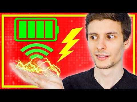 How does Wireless Charging Work in Phones?