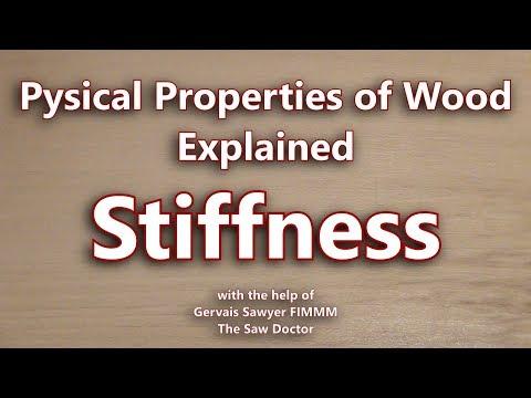 Stiffness - Mitch's World Of Woods