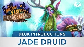 Hearthstone Deck Introductions: Jade Druid (Powered By G2A)