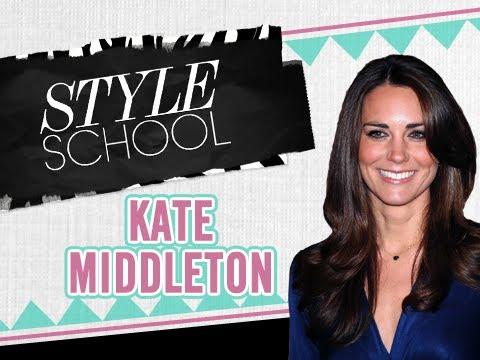 Kate Middleton - Style School - YouTube