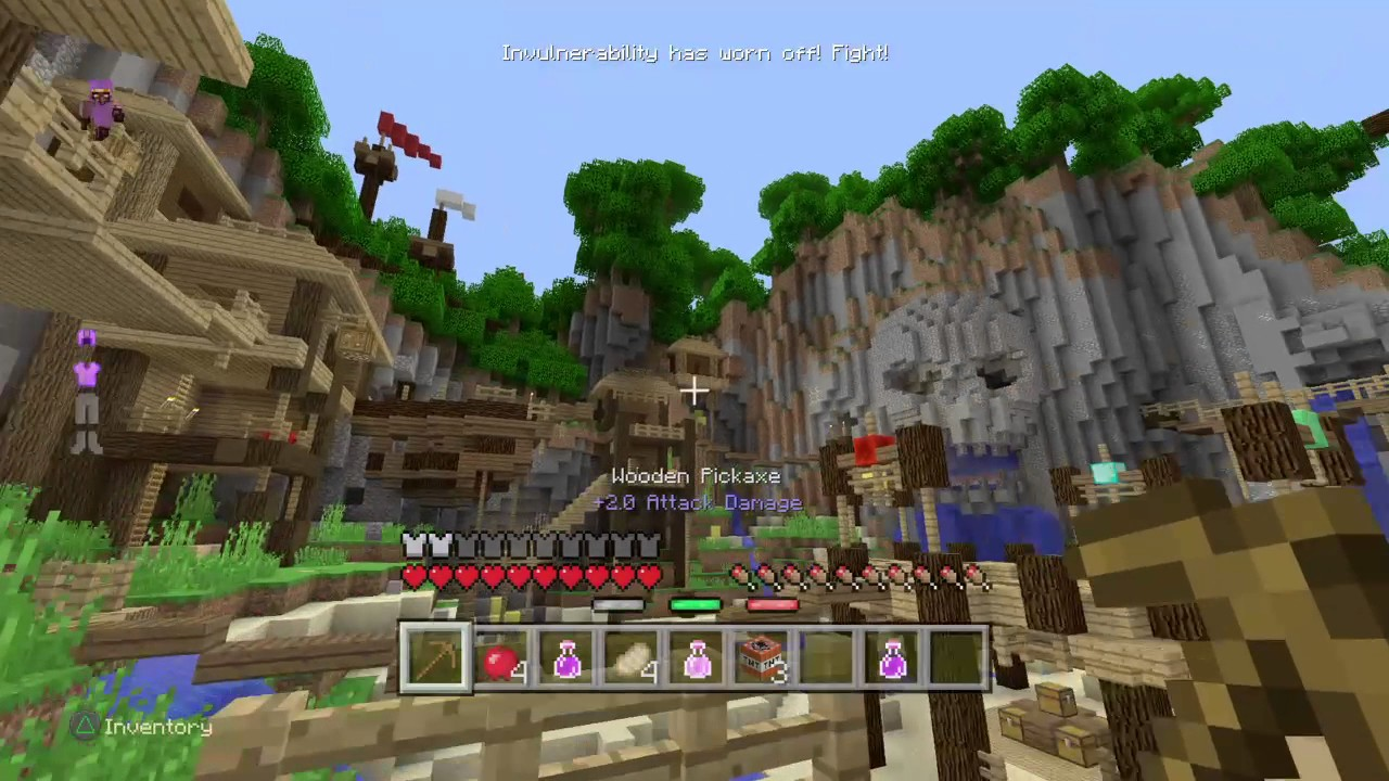 Minecraft Yeet Youtube
