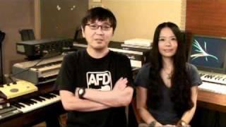 Message from Kei Kawano & marhy