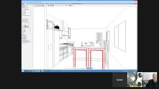 Chef Dennis' New Kitchen Design - Around The Kitchen Table