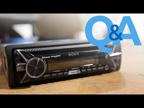 Sony MEX-XB100BT Car Stereo Impressions and Installation Car Audio