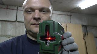 PRO лазерный уровень Bosch PCL 20(Реально полезный девайс.. http://goo.gl/zVbu9K Товары со скидкой в мобильном приложении: http://goo.gl/1MTWeL Кэшбэ..., 2014-07-26T15:31:21.000Z)