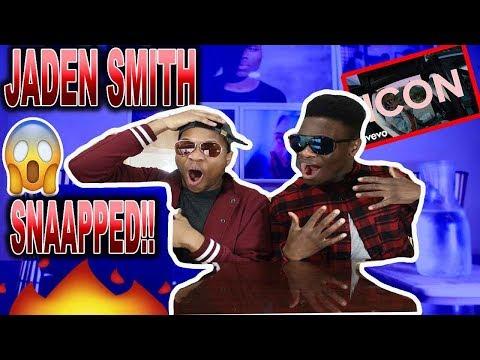 Jaden Smith - Icon (REACTION!!!)
